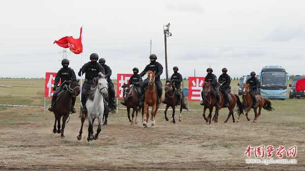 内蒙古:党建引领,锻造北疆忠诚卫士